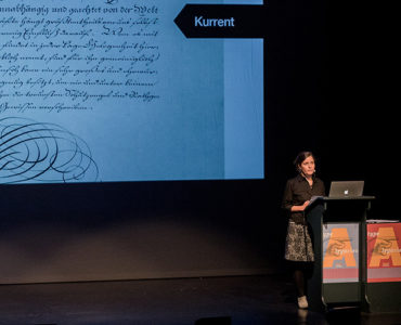 ATypI Petra On Stage