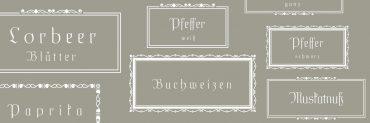 Steiner-Prag Gewürzschilder Titelbild