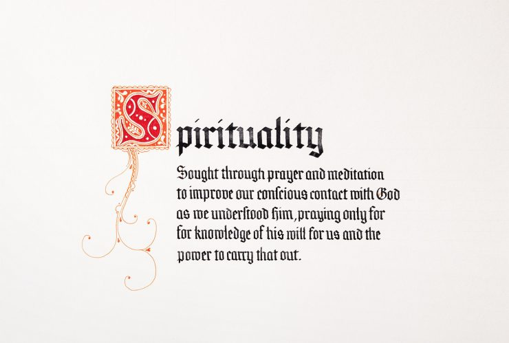 12 virtues Spirituality