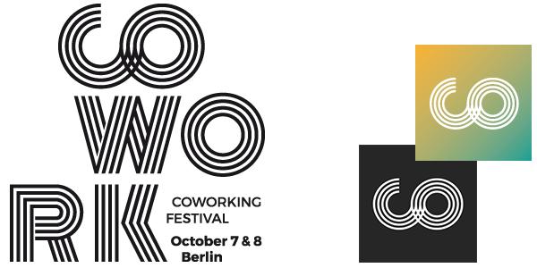 Coworking Festival Logo