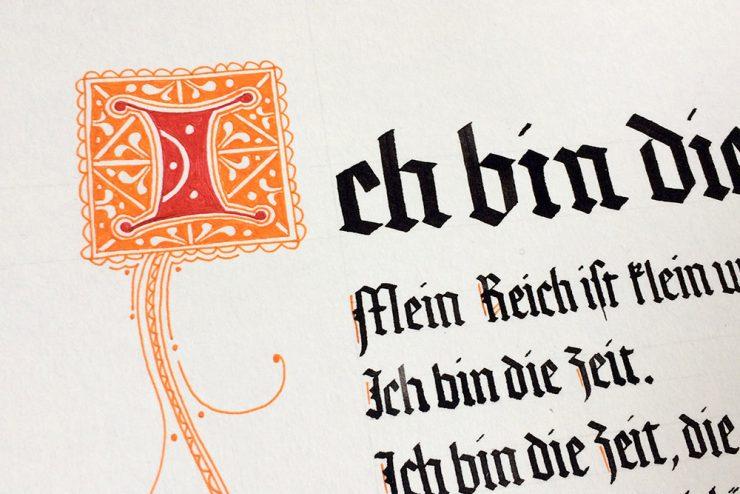 Zeit Kästner Initial
