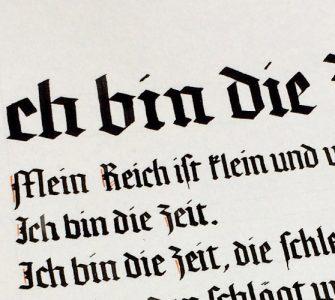 Zeit Kästner Titel