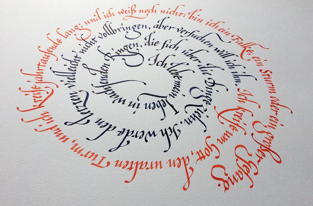 Rilke Leben2 Spirale