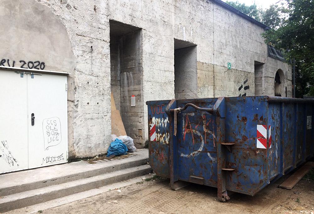 CTG 46 Under Construction